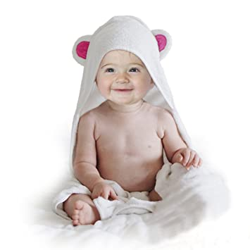 b6284fd80e Baby Boy Hooded Towels Animal Towels for Kids Bath for Boys Robe Organic  Bamboo Cotton Infants