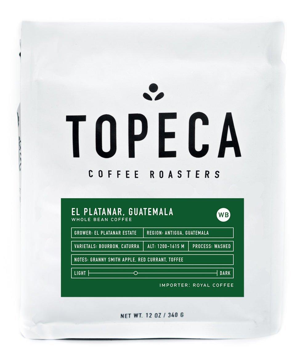 Amazon com : Ethiopia Hambela, Topeca Coffee 12 oz bag
