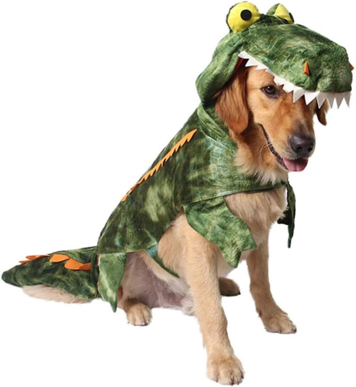 Mogoko Disfraz de Calabaza para Perro, Gato, Disfraz de Calabaza para Mascotas, Halloween, Navidad, Disfraz, Animal, Sudadera con Capucha de Forro Polar
