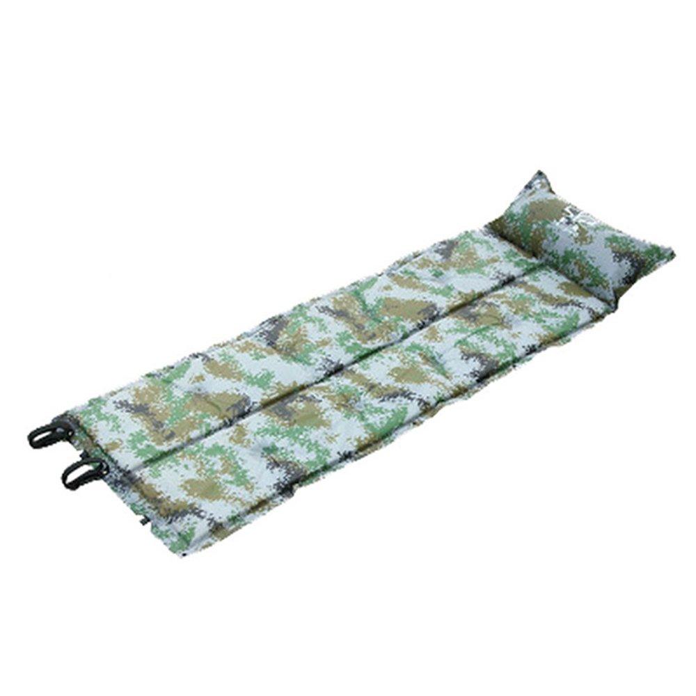 OUTDOT Selbstaufblasende Isomatte Isomatte mit Kissen Portable Isomatte/Matratze Für Zelt in Camping Wandern und Aktivitäten Im Freien, 190  65  2.5Cm