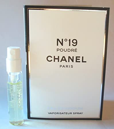 Image Unavailable. Image not available for. Color  CHANEL N 19 POUDRE ... 7717291c7bd4