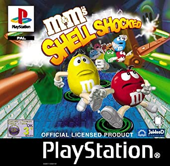 m&ms shell shocked ps1