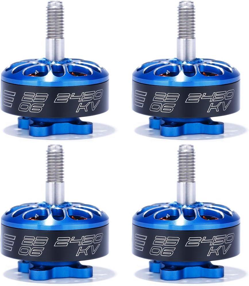 iFlight 4pcs XING-E 2306 2450KV Brushless Motor 4S for QAV FPV Racing Drone Quadcopter 619SJ1uFCWL