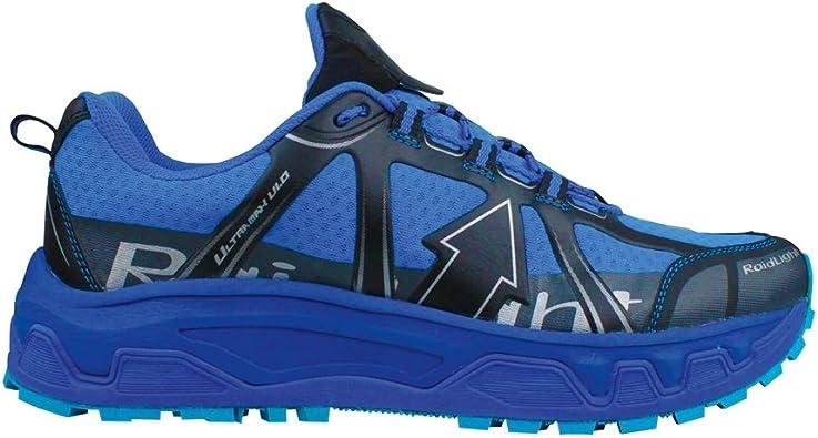raidlight Ultra MAX v1.0 Oversize Azul amortiguación (42): Amazon.es: Zapatos y complementos