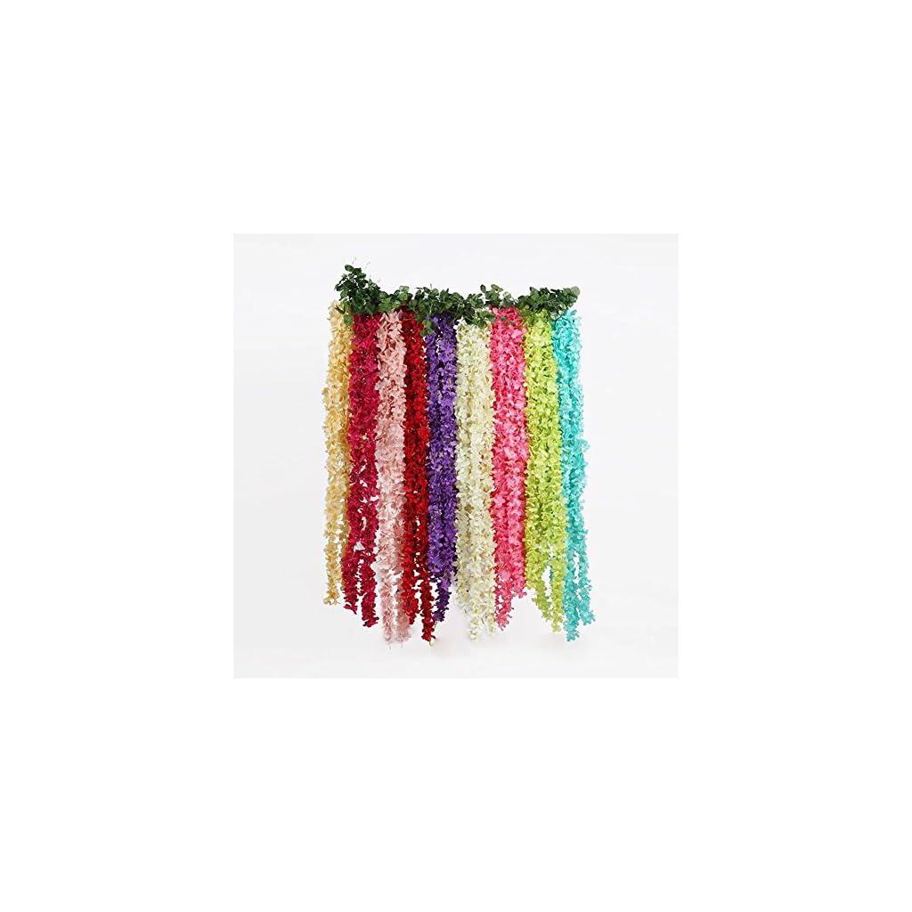 Meiliy-1-Pack-656-FT-Artificial-Hydrangea-Flower-Vine-Wisteria-Vines-Cattleya-Flowers-Plants-for-Home-Hotel-Office-Wedding-Party-Garden-Craft-Art-Decor