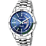 Embassy Men Watch/Boys Watch & Watches for Men/Watches for Boys (Silver)