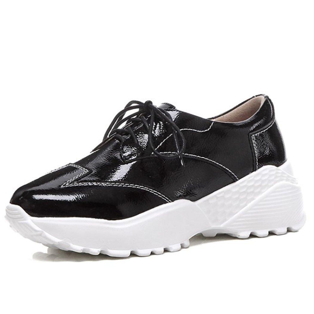 GAOLIXIA Zapatillas de Deporte para Mujer Zapatos Ligeros para Correr Zapatos Casuales Zapatos para Caminar al Aire Libre Cómodas y Cómodos para Caminar 40 EU|Negro