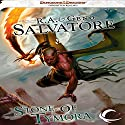 Stone of Tymora Audiobook by R. A. Salvatore, Geno Salvatore Narrated by Ramon DeOcampo