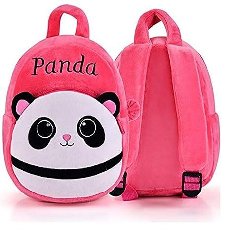74972d9f7 O Teddy Velvet Kids School/Nursery/Picnic/Carry/Travelling Bag - 2 ...