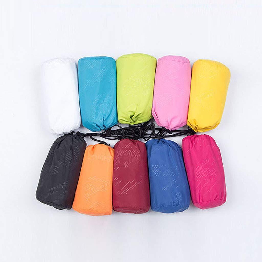 Holeider Regenjacke Herren Damen Ultraleicht Wasserdicht Langarm Packbar Unisex Windjacke mit Kapuze UV-Schutz Schnelltrocknend f/ür den Au/ßenbereich