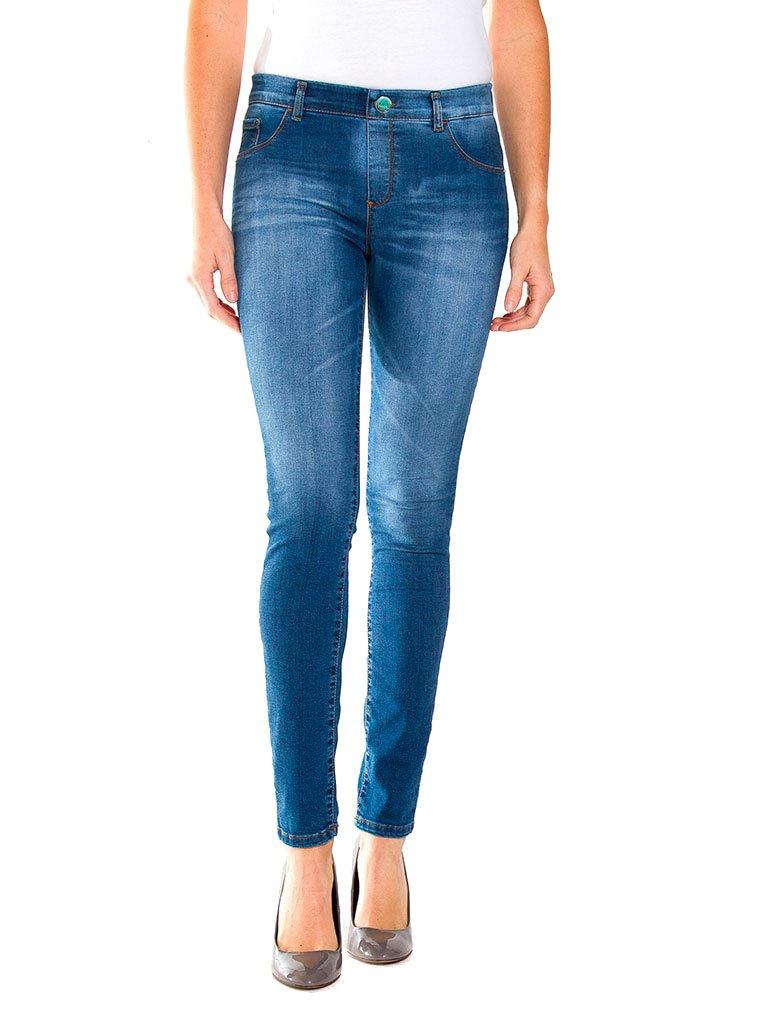 Carrera Jeans Jeggings 767 per donna, look denim, trattamento con aloe vera, vestibilità skinny, vita regular