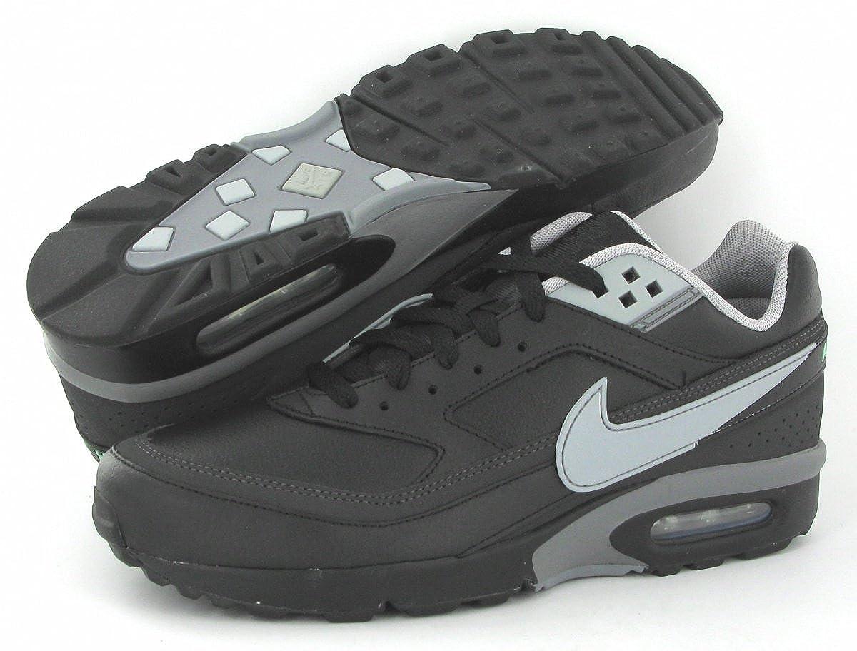 Nike Air Classic BW Schuhe black silver clear grey dark