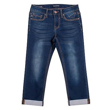 902a9dd3785 Amazon.com  Vigoss The Jagger Capri Jeans for Girls  Clothing