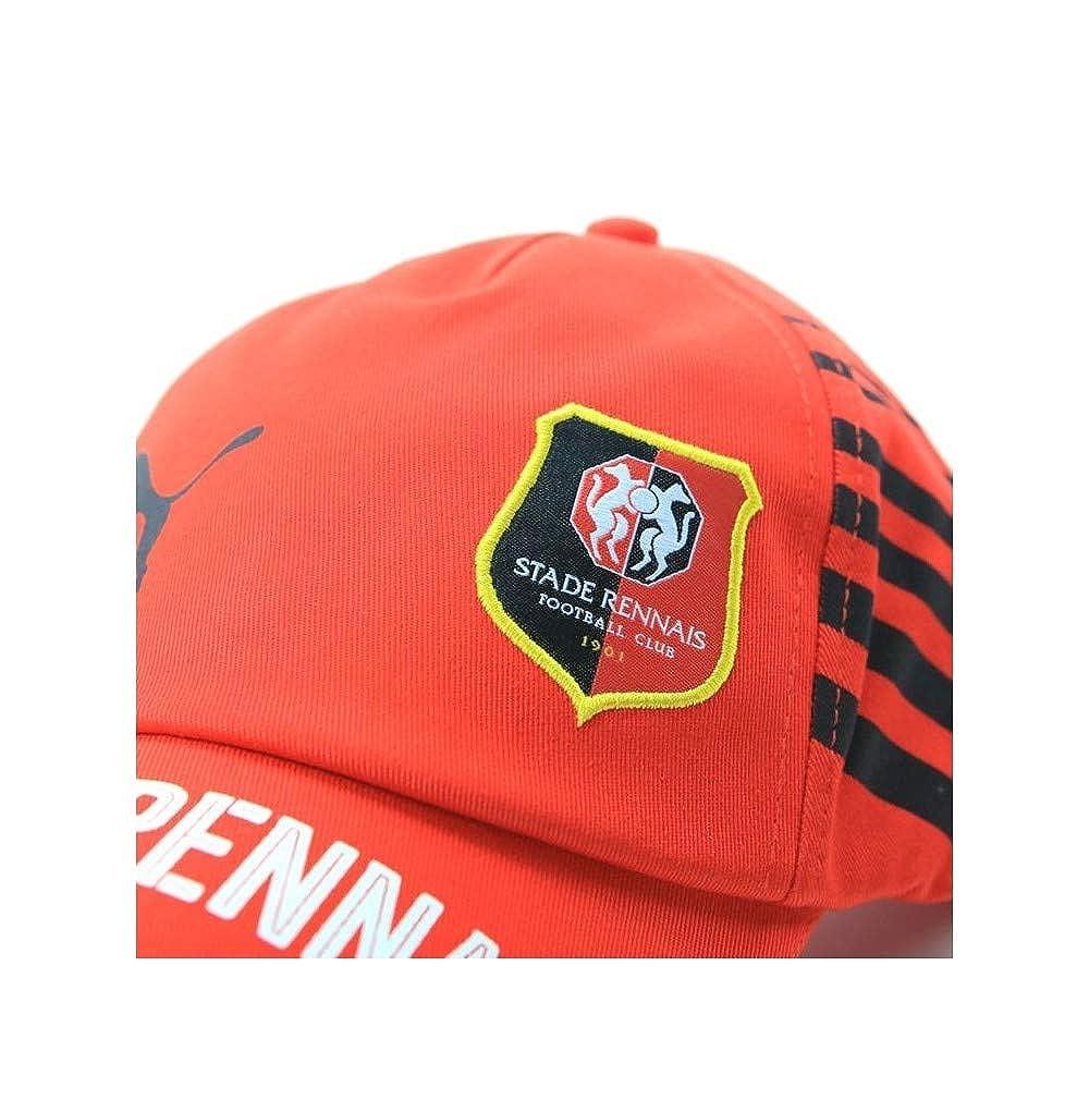Puma Stade Rennais Casquette Homme Rouge: