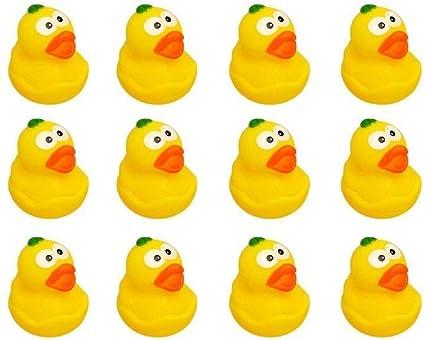 Buy Effy Shoppy 12 Duck Set Premium Soft Bathing Rubber