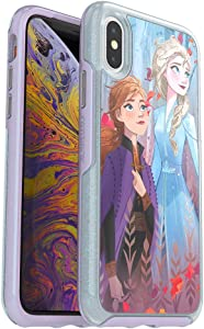 OtterBox Symmetry Clear Series Case for iPhone Xs & iPhone X - Frozen 2