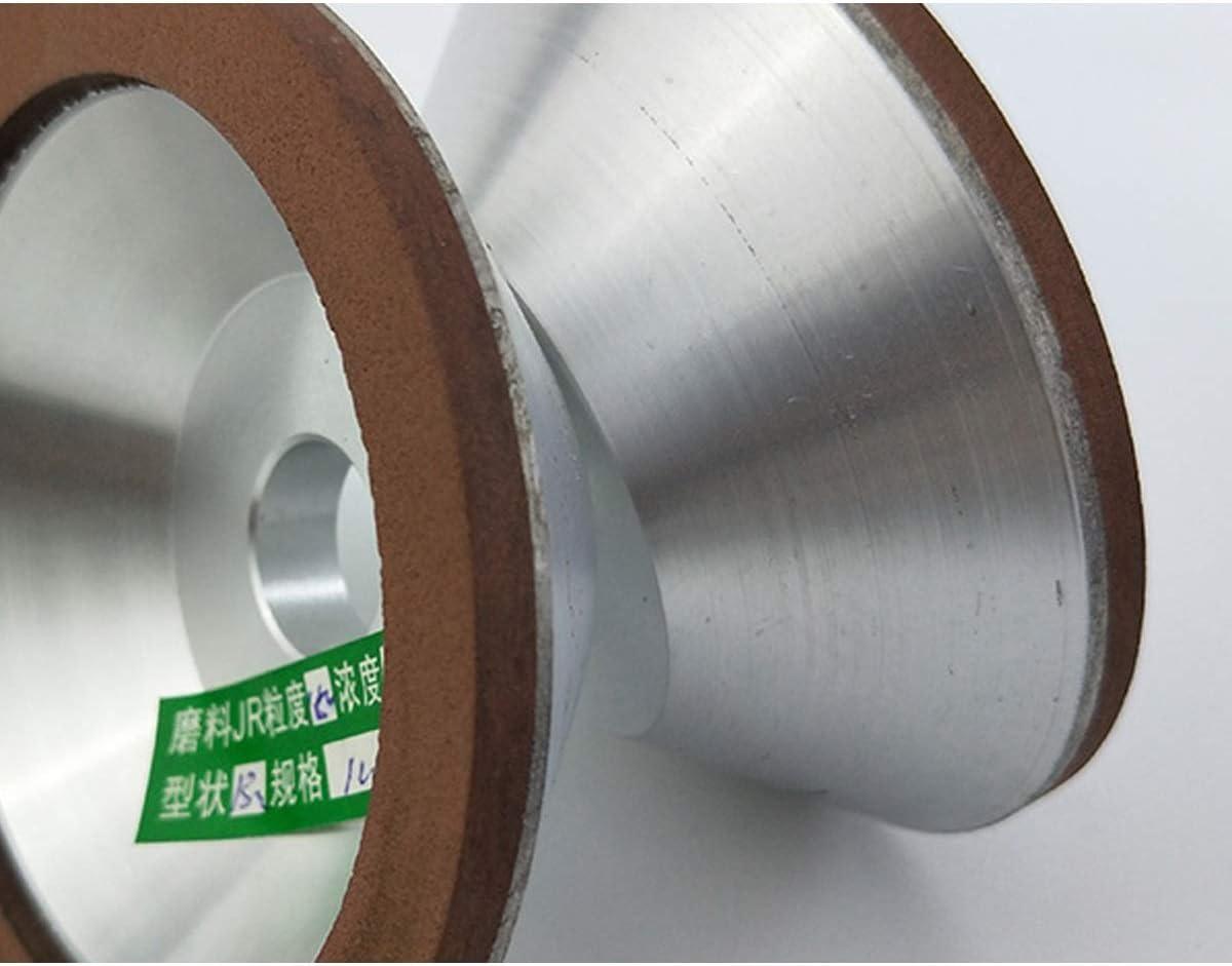 6 x 1//8 x 5//8 6S FIN Abrasive Grit Pack of 8 Scotch-Brite 92841 EXL Unitized Wheel 7500 RPM 6 Diameter