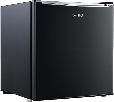 VonShef - Mini congelador de 35 L, con control de temperatura ...