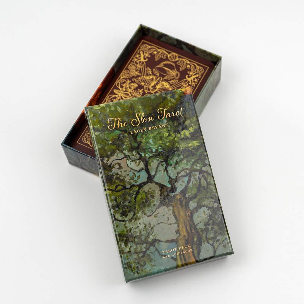 The Slow Tarot Deck: Amazon.com: Books