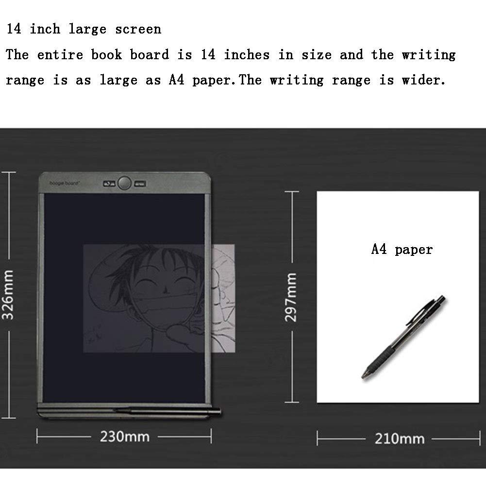 RYX WordPad Blackboard Eraser Function Sketch Board Electronic Writing Board by RYX (Image #7)
