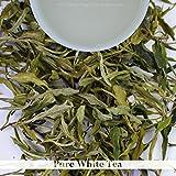 Buy in Bulk Wholesale Rate : White Tea Loose Leaf - Organic Darjeeling Leaves - 500gm (17.63 oz) - 250 cups | Least Processed - Sun Dried | Darjeeling Tea Boutique