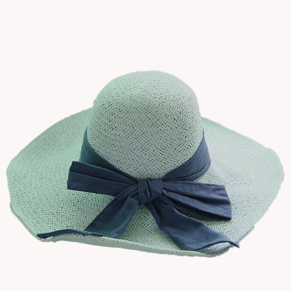 Amazon.com  Dig dog bone Women s Hat Sun Straw Hat Can Be Folded Big Along  Lady Bowknot Lady Hat Beach Hat Travel Hat  Sports   Outdoors b9dd30c1f646