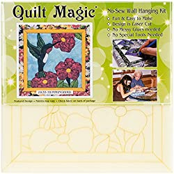 Humingbird Quilt Magic Kit-12x12