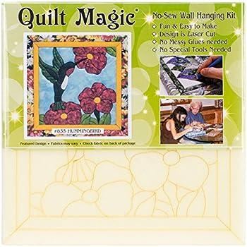 Humingbird Quilt Magic Kit-12x12 0