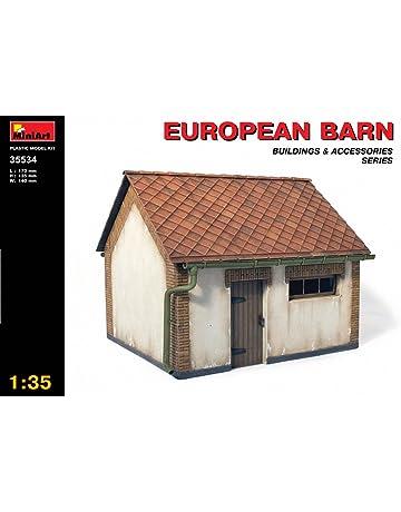 MiniArt - Maqueta de edificio escala 1:35 (MIN35534)