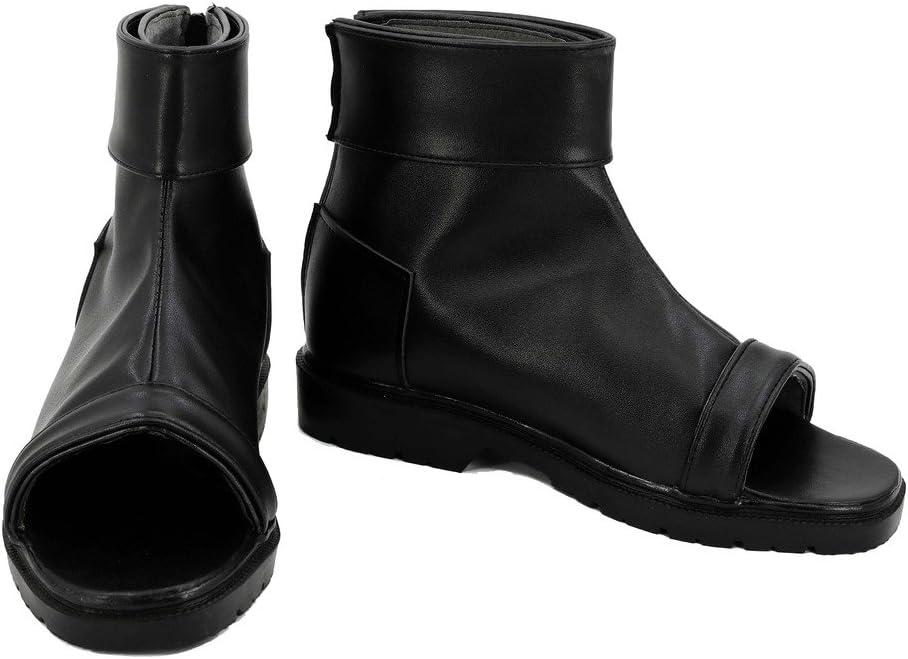 Amazon.com: Telacos Naruto Anime Ninja Cosplay Shoes Boots ...