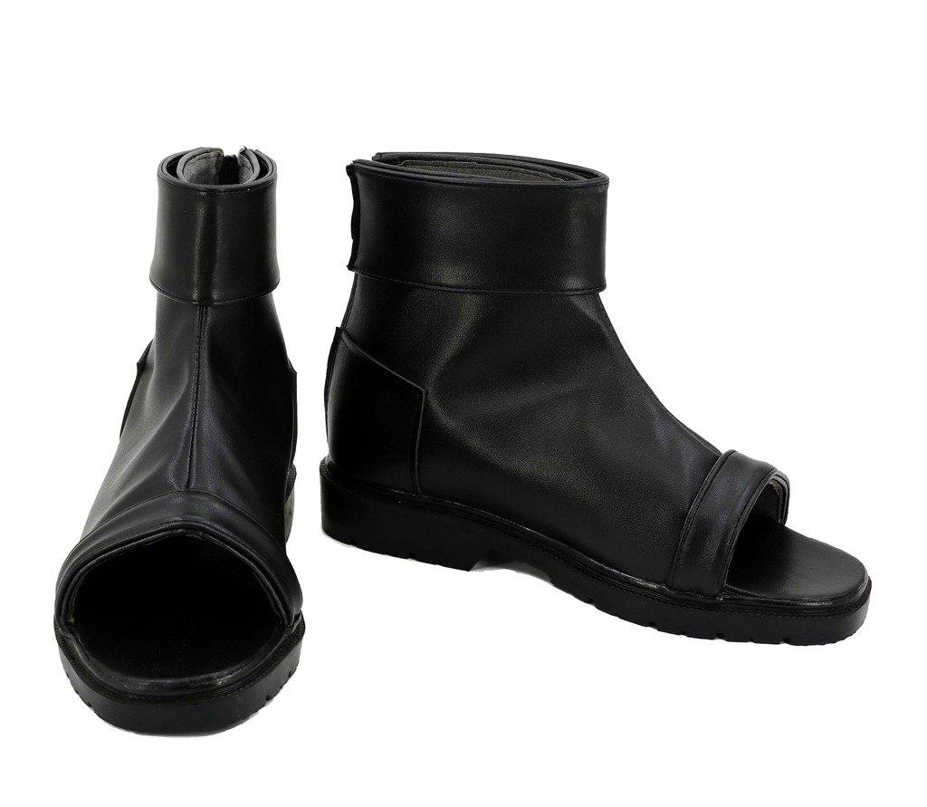 NARUTO Anime Ninja Cosplay Shoes Boots Custom Made