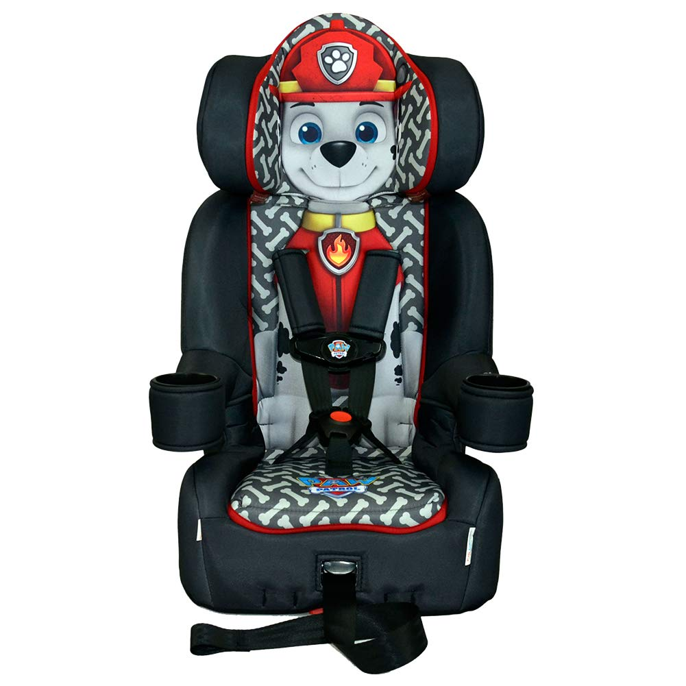 KidsEmbrace 2 In 1 Harness Booster Car Seat Nickelodeon Paw Patrol Marshall