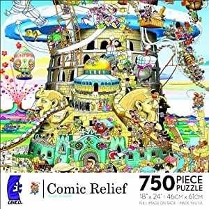 Ceaco Comic Relief - Tower of Babel