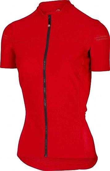 castelli Womens Promessa Short Sleeve Cycling Jersey A15052