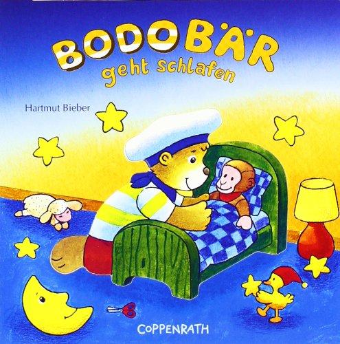 Bodo Bär geht schlafen