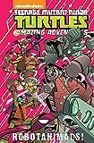 teenage mutant ninja turtles amazing adventures robotanimals