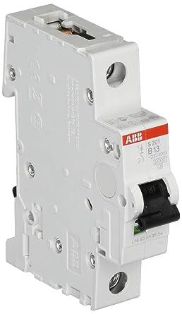 ABB S201-B13 - Instalación de fusible para caja de fusibles (13A ...