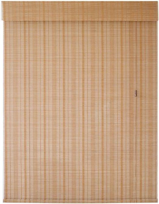 Persiana de bambú Persianas Enrollables para Exteriores, Pérgola Exterior Persiana Enrollable Bloque De Luz Solar para Patio Gazebo Arbor Side Wall Cabana, 85cm / 105cm / 125cm / 145cm De Ancho: Amazon.es: Hogar