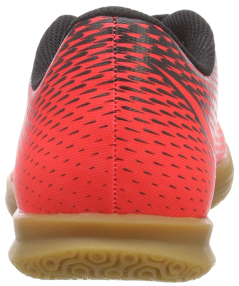 sports shoes e310a 92992 Nike Jr Bravata II IC, Chaussures de Futsal Mixte Enfant, Multicolore (Bright  Crimson Black 601), 30.5 EU  Amazon.fr  Chaussures et Sacs