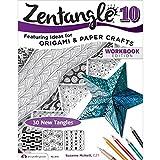 Zentangle 10, Workbook Edition (Design Originals)