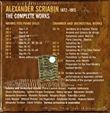 Scriabin - The Complete Works [18 CD]