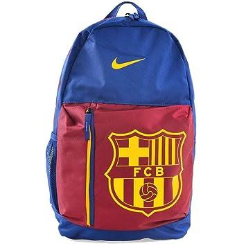 Nike Y Nk Stadium FCB Bkpk Mochila, Unisex Adultos, Azul Royal, S: Amazon.es: Deportes y aire libre
