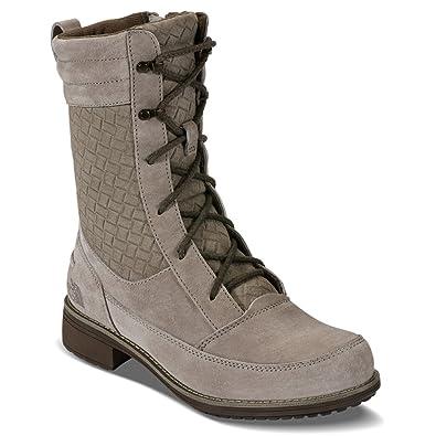 bdb5edf39 The North Face Bridgeton Lace Leather Boot Women's