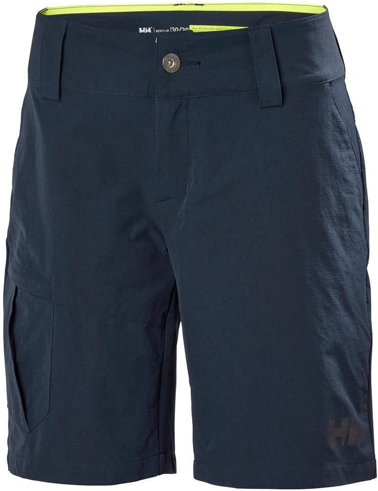 Helly Hansen W Qd Cargo Shorts Pantalones Deportivos, Hombre