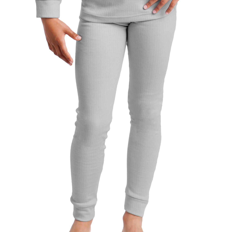 Original MT® lange Thermo Unterhosen für Mädchen und Jungen - warm, weich und atmungsaktiv - 3 Farben zur Auswahl - von celodoro