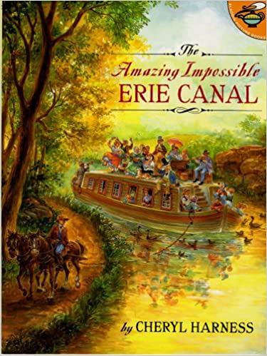 Image result for the erie canal book