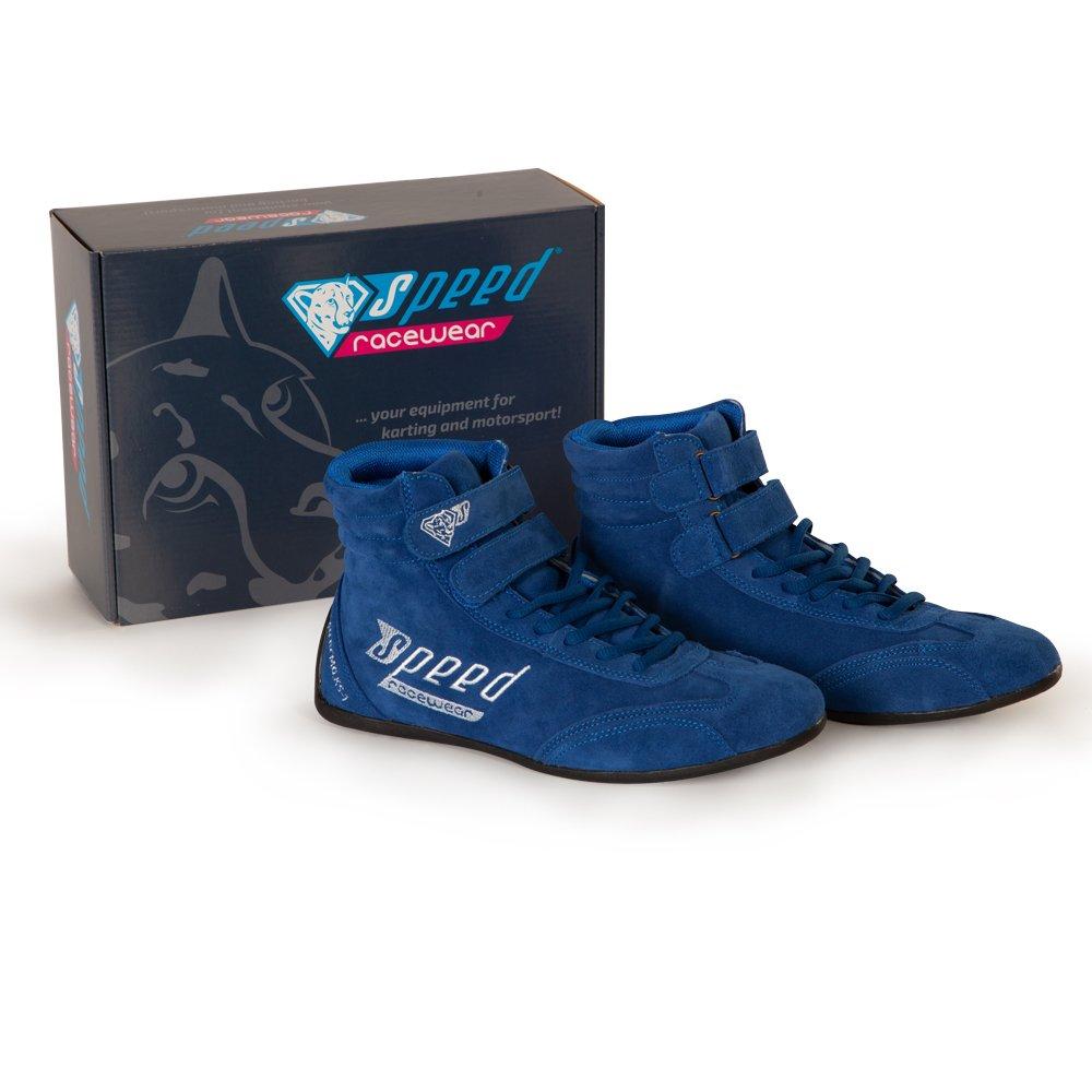 Kartschuhe Titan rot Neues Modell,für Kart Schuhe Karting Boots blue
