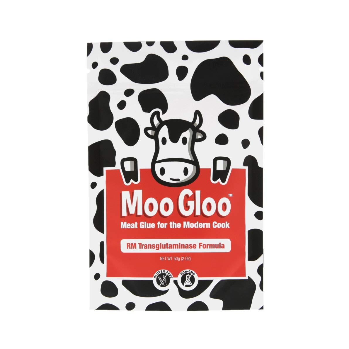 Moo Gloo Transglutaminase [TG, Meat Glue] - RM Formula - 50g/2oz