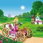 LEGO-Disney-Princess-La-Carrozza-Reale-di-Aurora-Set-di-Costruzioni-Ricco-di-Dettagli-con-la-Bella-Minidoll-della-Principessa-e-la-sua-Amata-Civetta-per-Bambini-5-Anni-43173