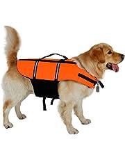 PAWZ Road Pet Swim Life Jacket Dog Life Vest For Swimming Trainning Bright Color Size 2